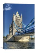 Tower Bridge 2, Canvas Print