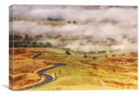 Hope Valley, Canvas Print