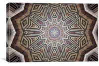 Mosaic, Canvas Print