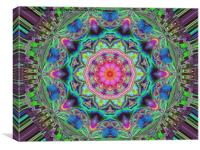 Psychedelic, Canvas Print