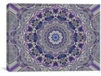 Myosotis, Canvas Print