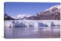 Margerie Glacier, Glacier bay, Alaska, Canvas Print