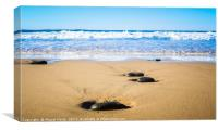 Costa Vicentina Algarve, Canvas Print
