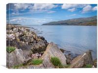 The Mawddach Estuary Wales, Canvas Print