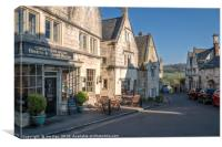 Painswick The Cotswolds in the Spring, Canvas Print