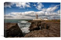 Hook Head Lighthouse, Canvas Print