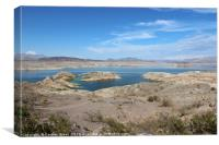 Lake Mead, Nevada, Canvas Print