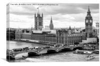London City, Canvas Print