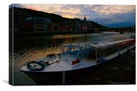 evening in dinant