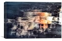 Digital Reflections, Canvas Print
