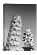 Pisa, Tuscany, Italy, Canvas Print