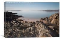 Lough Swilly Seascape, Canvas Print