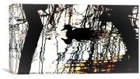 Pop Art Ducks, Canvas Print