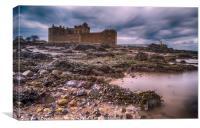 Blackness Castle, Canvas Print