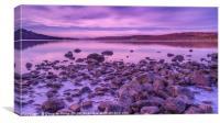 Loch Rannoch in Winter, Canvas Print