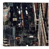New York City View, Canvas Print