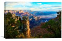 Grand Canyon Dream 2, Canvas Print