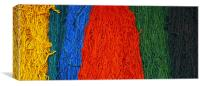 Turkish wool, Canvas Print