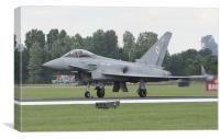 eurofighter, Canvas Print