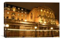 Bank of England, Canvas Print