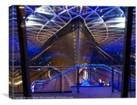 Cutty Sark Hull, Canvas Print