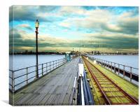 Southend pier Essex
