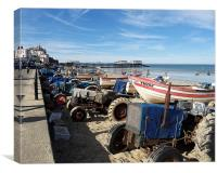 Cromer fishing boats