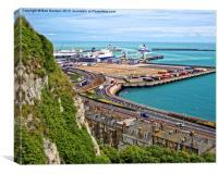 Dover docks ferry terminal