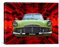 Vintage Ford Zodiac