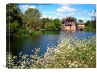 Houghton mill Cambridge
