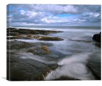 Whirlpool, Canvas Print