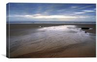 Dunraven Bay Dawn, Canvas Print