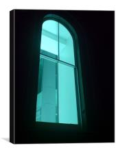 Window , Canvas Print