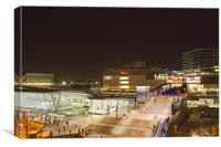 Westfield Shopping City, Canvas Print