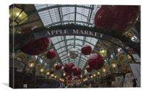 Covent Garden Market, Canvas Print