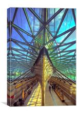 Cutty Sark Greenwich, Canvas Print