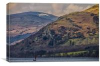 Ulswater Lake District, Canvas Print