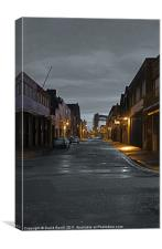 Hulls Old Town, Canvas Print