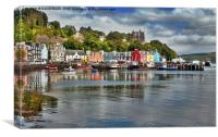 Tobermory Bay and Harbour