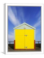 Brighton beach hut