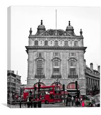 London, Canvas Print