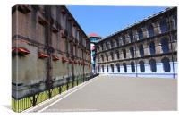 cellular jail Port Blair, Canvas Print