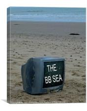 THE BBSEA, Canvas Print