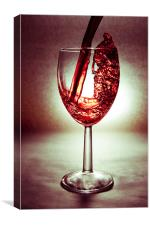 How Do you like your wine?, Canvas Print