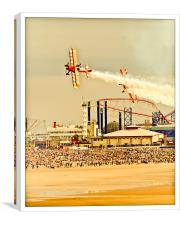 Blackpool Airshow, Canvas Print