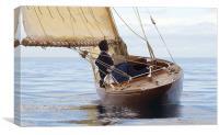 Sailing, Canvas Print