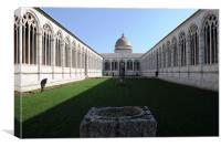 Pisa Monumental Churchyard