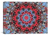 Kaleidoscope2, Canvas Print