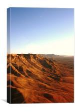Grand Canyon at Dusk, Canvas Print
