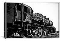 R class steam locomotive